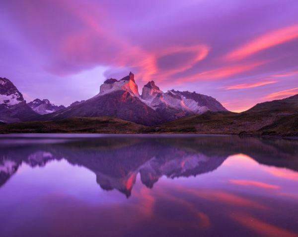 insanely gorgeous simple landscape