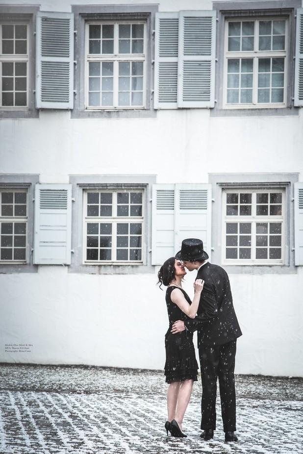The kiss ... by briancann - Love Photo Contest 2019