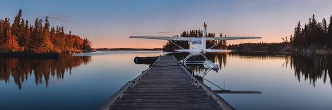 The First Flight by seanschuster - Canada Photo Contest