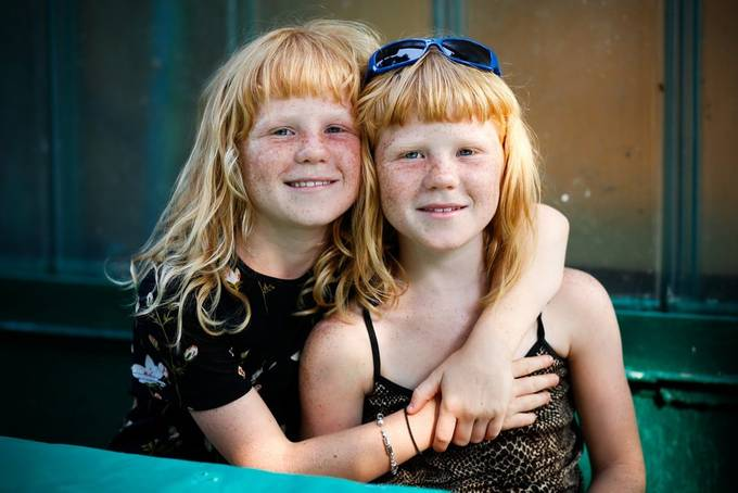 Twins by katerinakozelkova - Love Photo Contest 2019