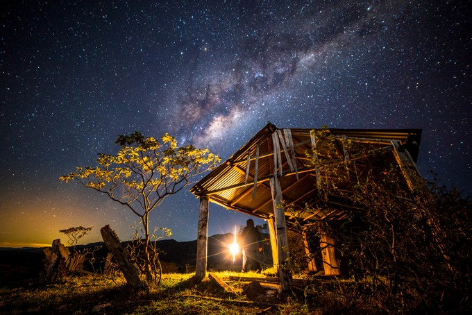 Rising Milky Way van DanMarshall91 - Fotowedstrijd met unieke locaties