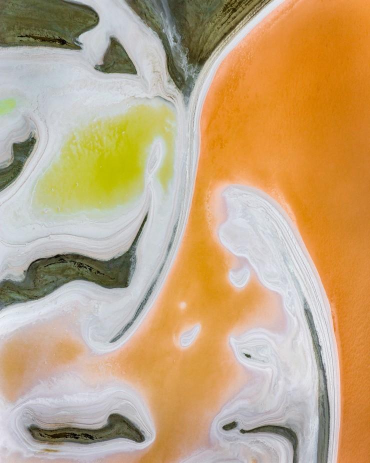 Lake Dumbleyung by Hamster7 - Orange Tones Photo Contest