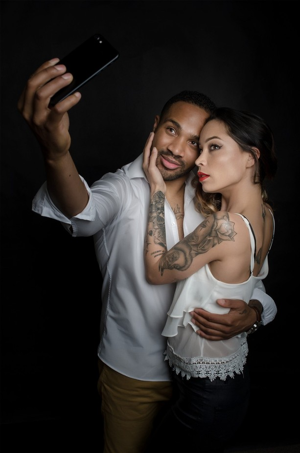 Selfies for ever by Partialpixel_Photography - Love Photo Contest 2019