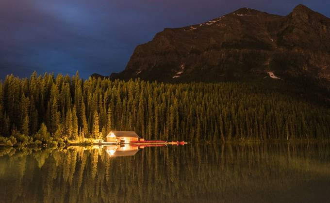 Boat House by KGSPhoto - Canada Photo Contest