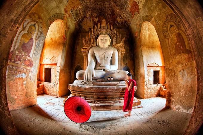 Cultuur van Myanmar door MyatMin - Unieke locaties fotocompetitie