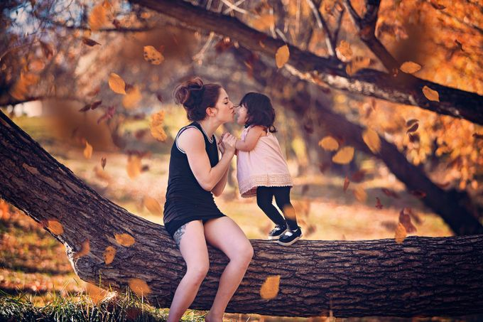 Mom and Daughter by TheodoreH - Love Photo Contest 2019