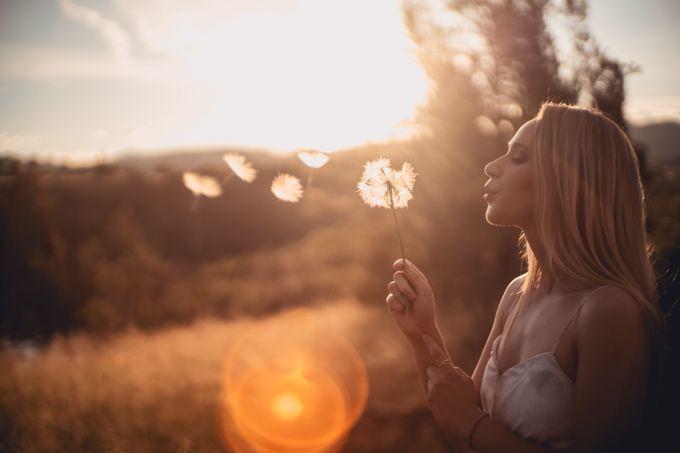 Sun kissed by naraoneil - Orange Tones Photo Contest