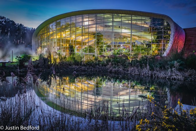 Center Parcs Woburn Forest Bedfordshire door JustinBedford - Unieke locaties fotowedstrijd