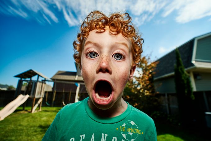 Carter by Eye_Shoot_Images - Orange Tones Photo Contest