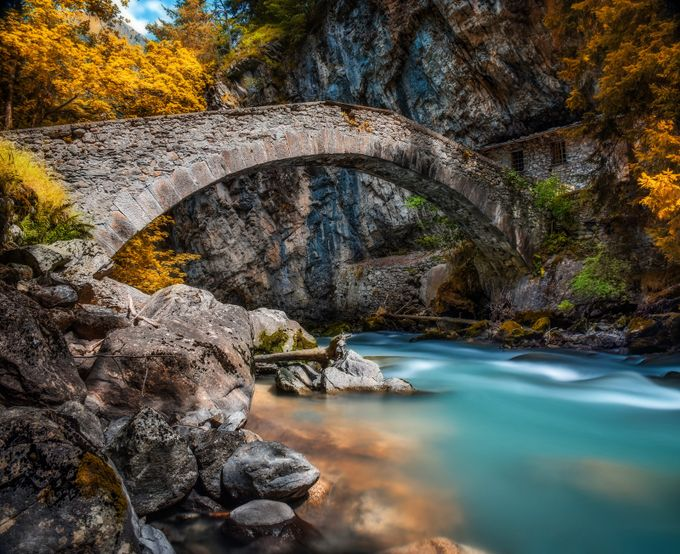 Rocky House by FFocardiPhotography - The Wonders of the World Photo Contest
