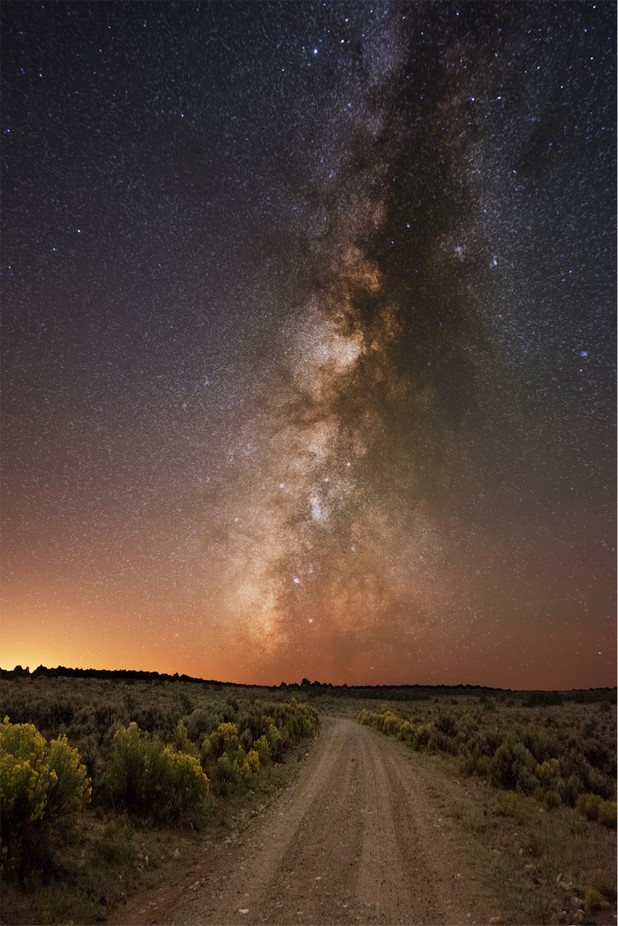 Starry Skies by keithburke - The Wonders of the World Photo Contest