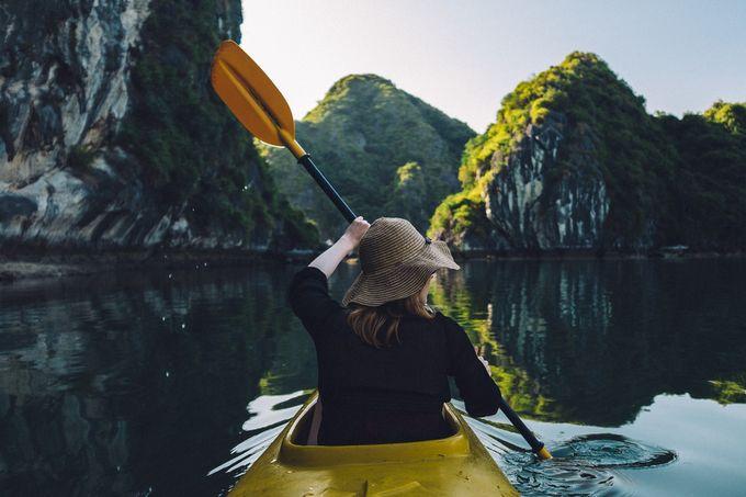 Halong Bay / Vietnam door SebastianWarneke - Unieke locaties fotowedstrijd