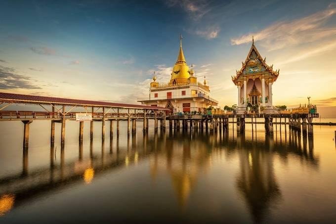 Wat Hong Thong door Sivapoom_Yamasaki - Unieke locaties fotowedstrijd