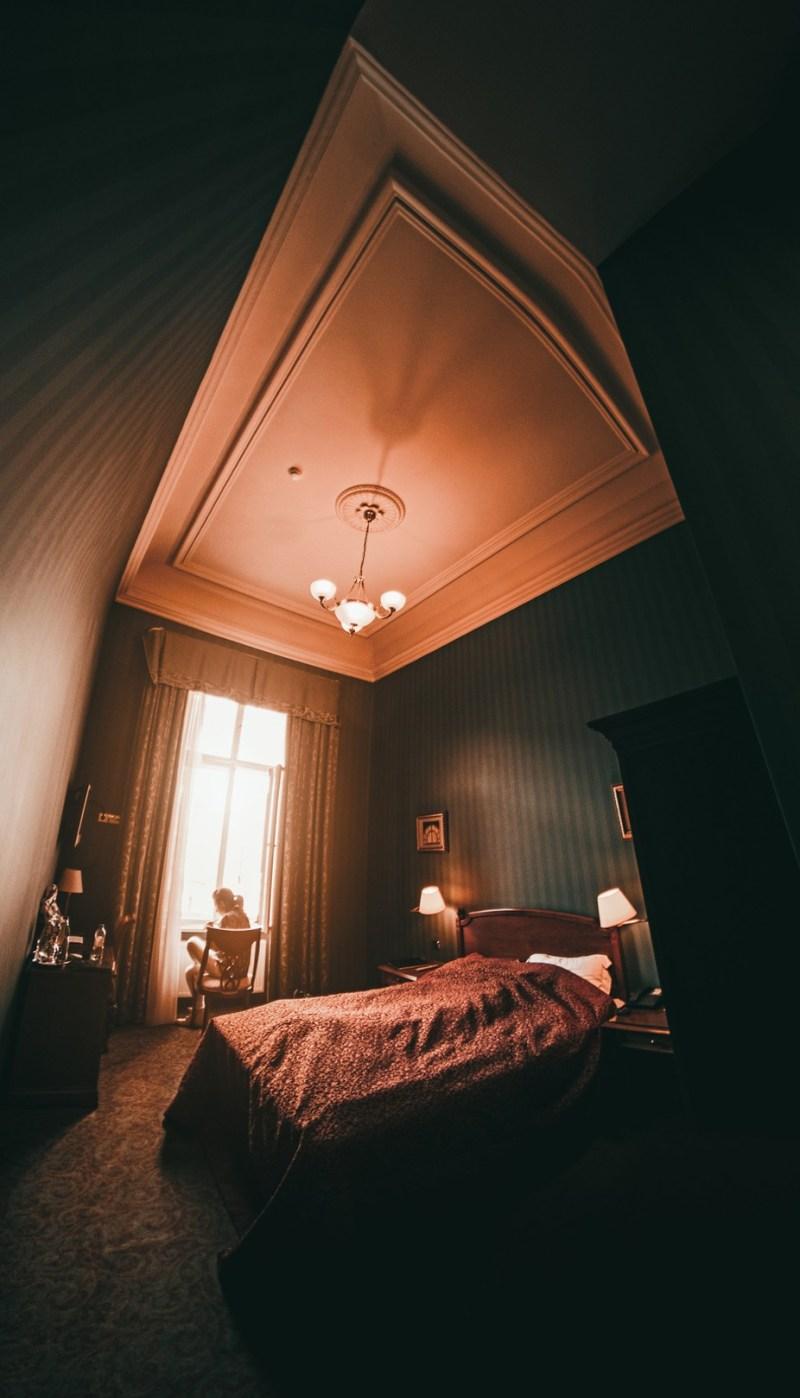 The room by ilyayakover - Orange Tones Photo Contest
