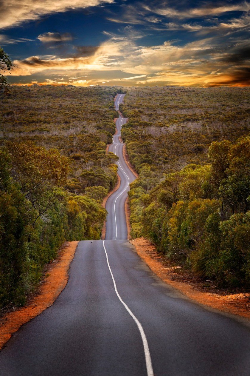 Journeys End by bevlea - The Wonders of the World Photo Contest