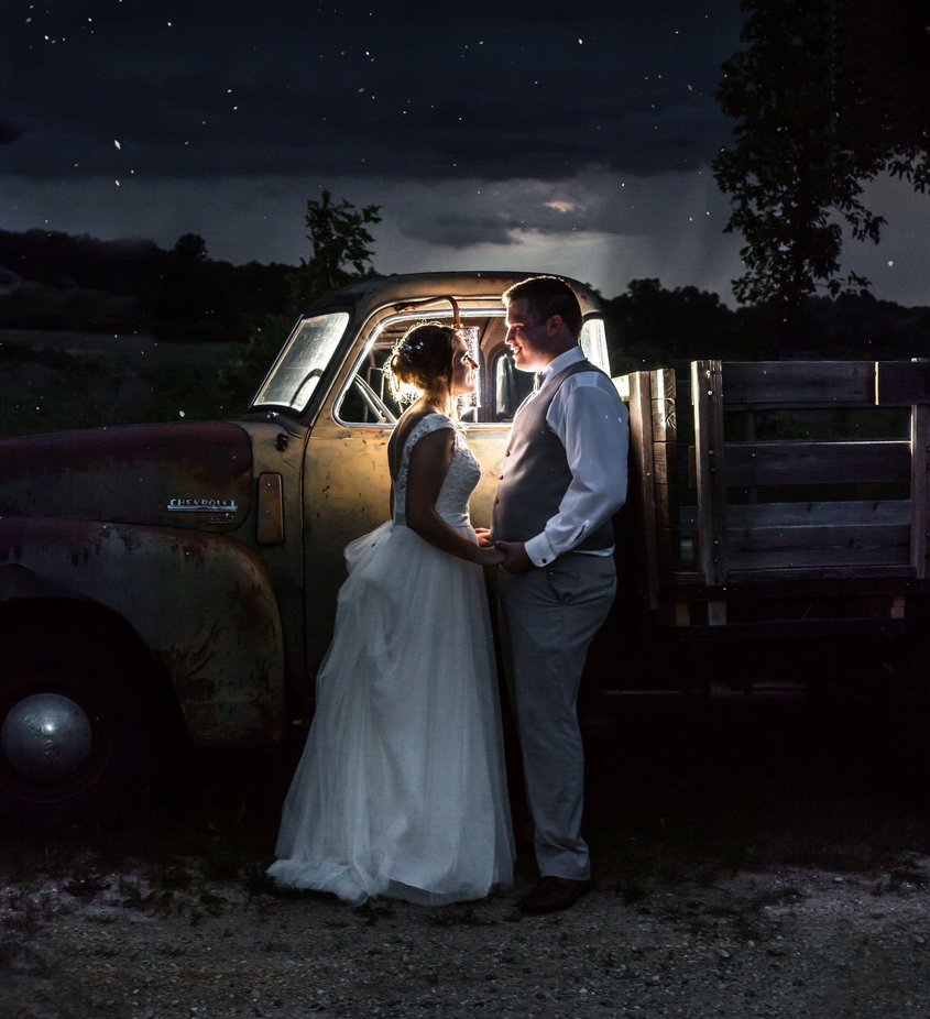 Pickup Wedding by kylere - Love Photo Contest 2019