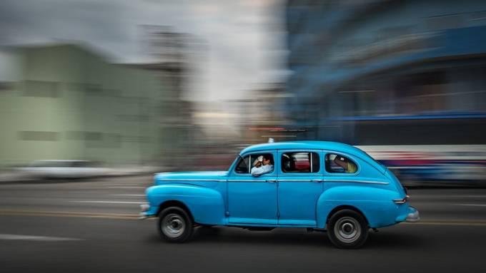 Vintage vehicle by danakondrat - The Blue Color Photo Contest 2018