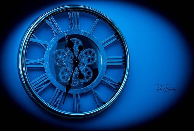 Frozen time  by Immortalphoto - The Blue Color Photo Contest 2018