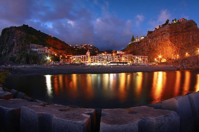 Night time at Ponta do Sol by Jan_Zajc - Monthly Pro Photo Contest Vol 45