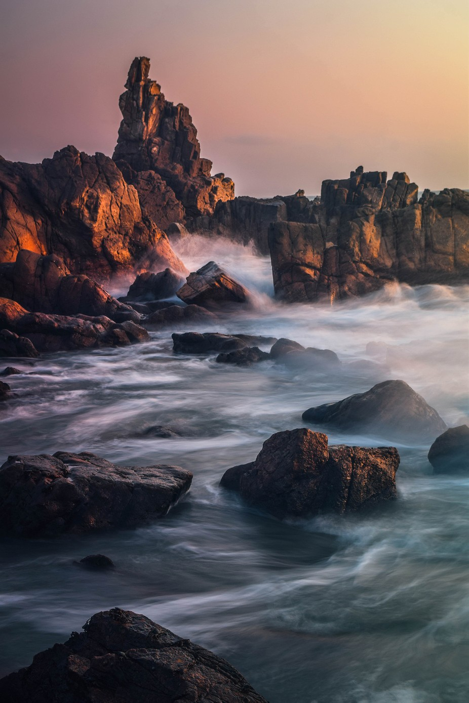 Arambol Beach by K_Srinivas - Image Of The Month Photo Contest Vol 37