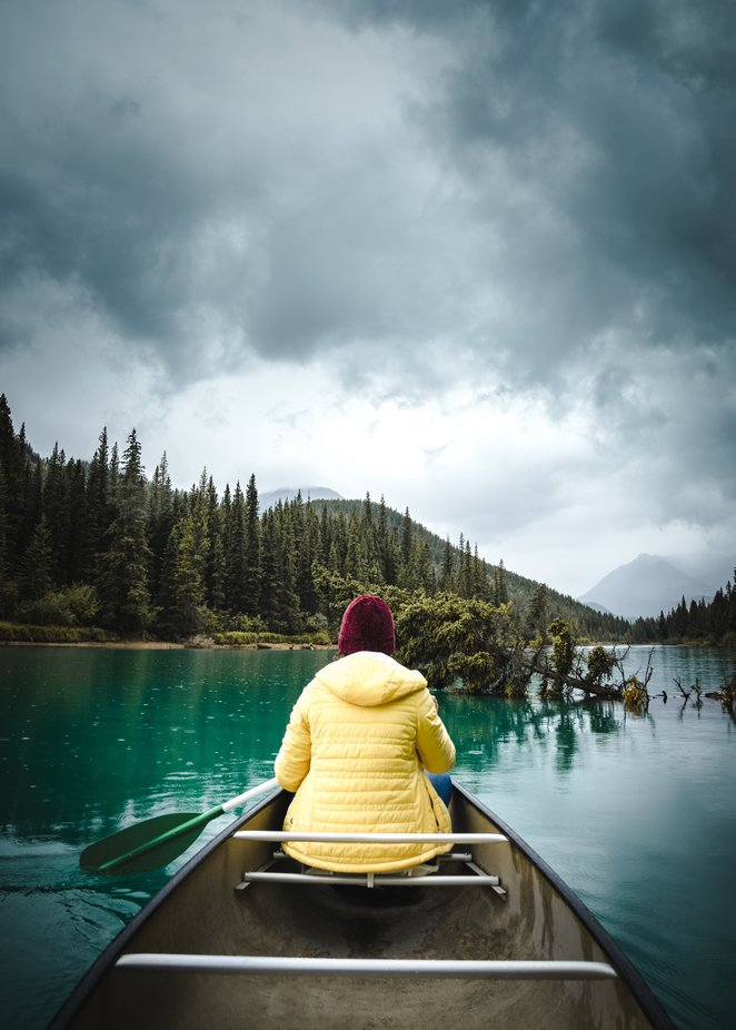 'The Canoe' by aaronhill - Image Of The Month Photo Contest Vol 37
