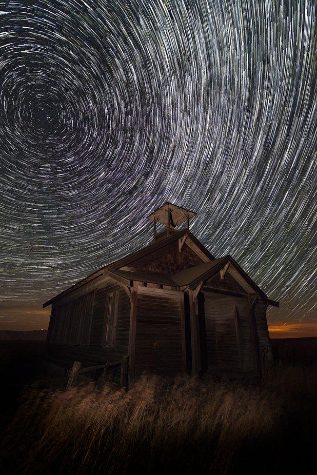 Douglas Hollow Schoolhouse, Oregon by DreamCapturedImages - Image Of The Month Photo Contest Vol 37