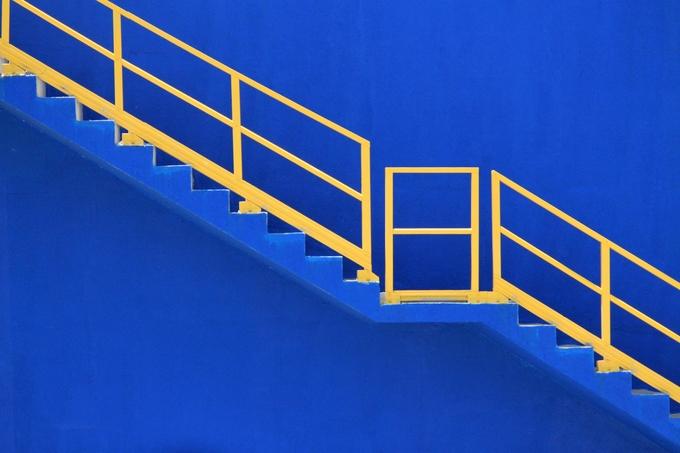 Acesso ao Azul by reginaldojames - The Blue Color Photo Contest 2018