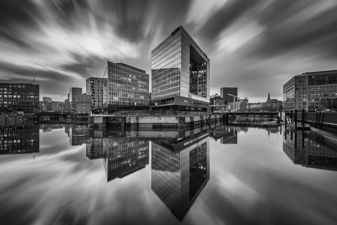 Hamburg Skyline by guenther710 - Image Of The Month Photo Contest Vol 37