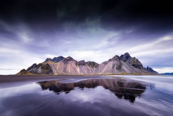 Vestrahorn by fabrizioferraris - Image Of The Month Photo Contest Vol 37