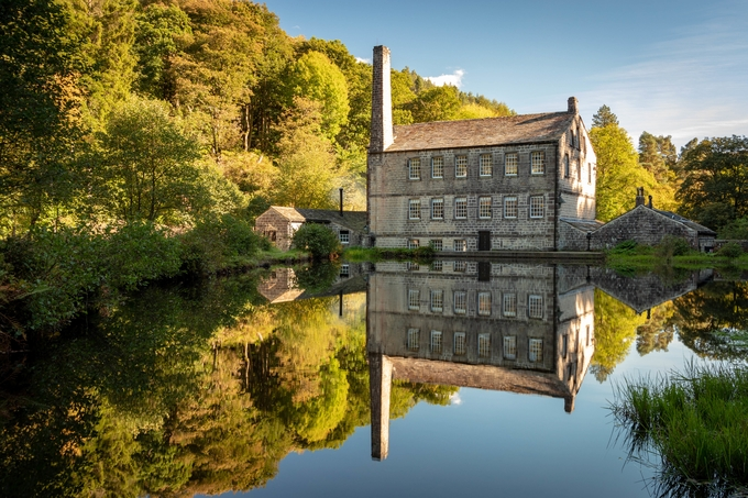 Gibson Mill by ianpilkington - Monthly Pro Photo Contest Vol 45