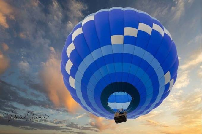 by Flymechgirl - The Blue Color Photo Contest 2018
