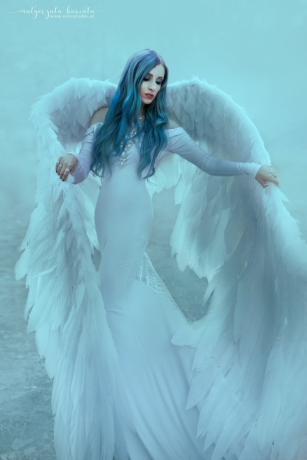 Angel  by magorzatakuriata - Monthly Pro Photo Contest Vol 45