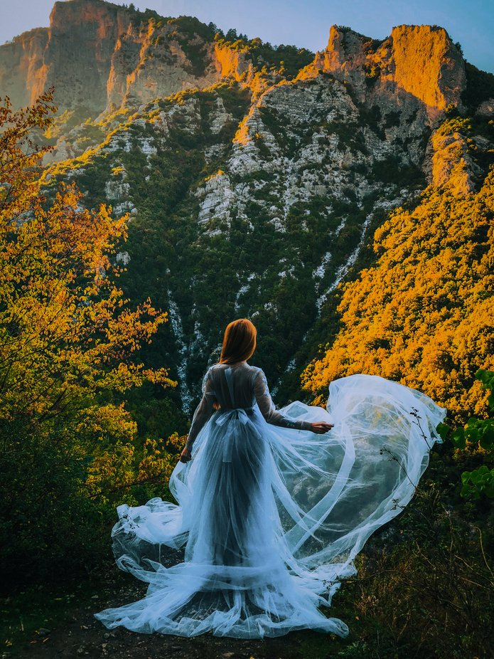 Adeliia by klepikovadaria - All About The Wedding Photo Contest