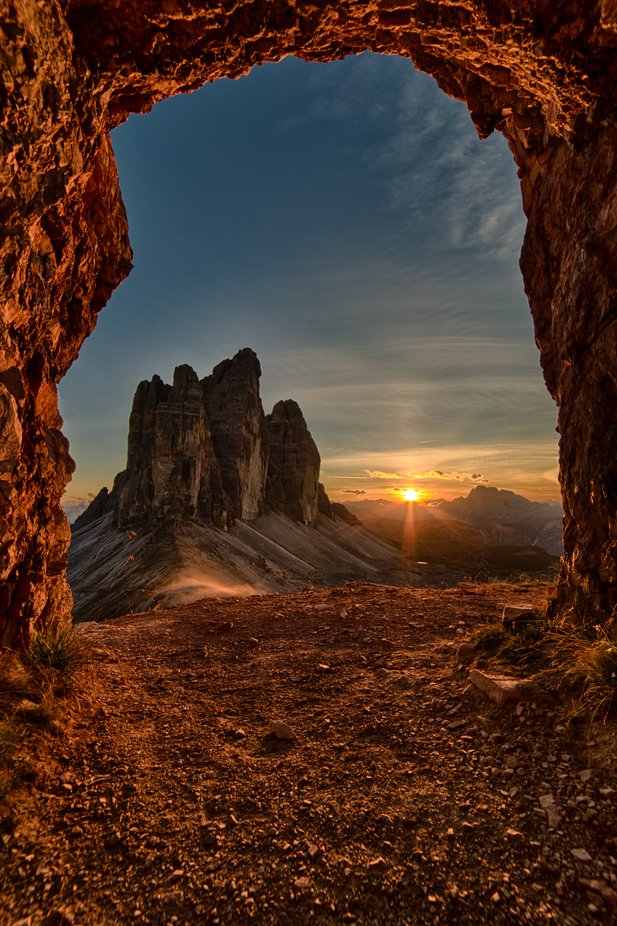Tre Cime di Lavaredo by smijh - The Wonders of the World Photo Contest