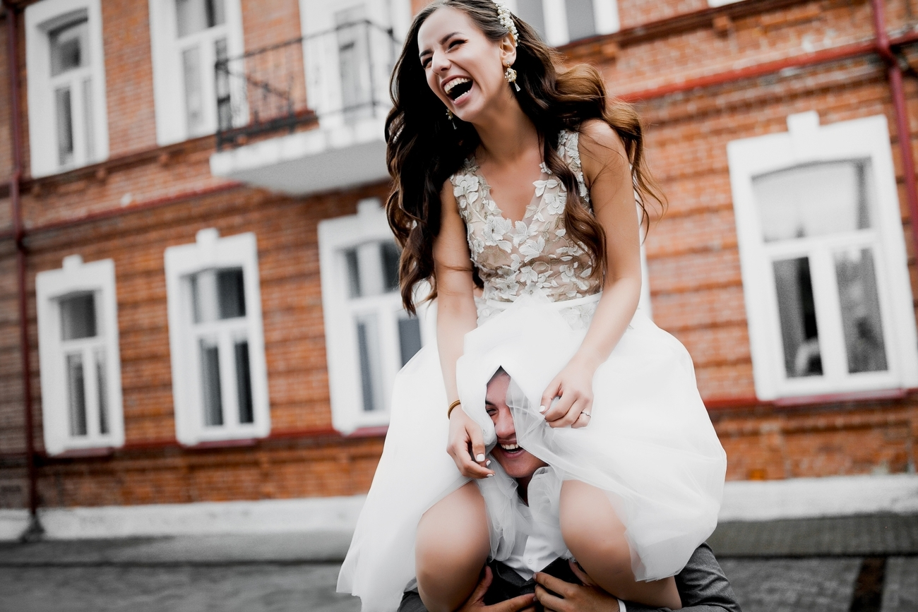 All About The Wedding Photo Contest Winner