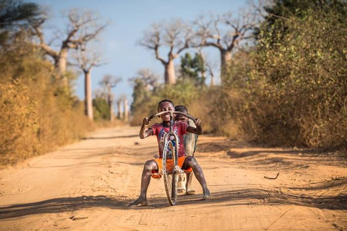 Fun among the baobabs by Marco_Tagliarino - Covers Photo Contest Vol 51