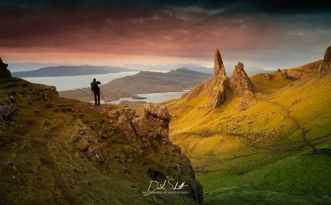 THE MAN OF STORR by Smert - The Wonders of the World Photo Contest