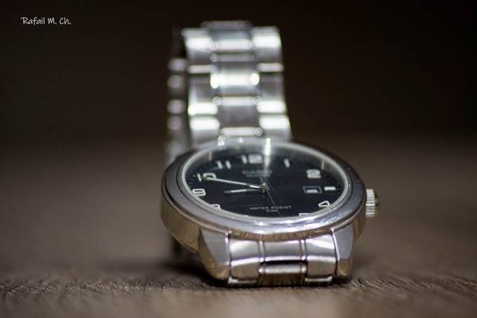 My watch by Rafail_Chrys - Shallow Depth Photo Contest