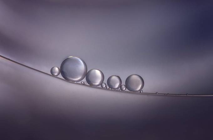 Oil and water by Pascale - Image Of The Month Photo Contest Vol 43