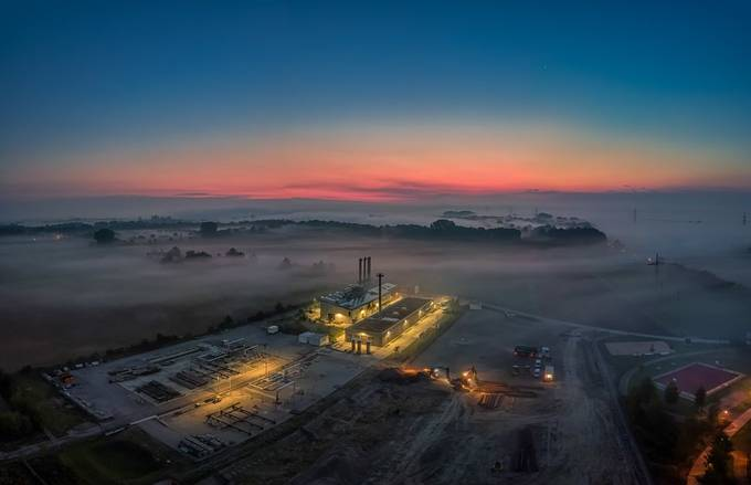 Industrial fog by AllesSuper - Image Of The Month Photo Contest Vol 43