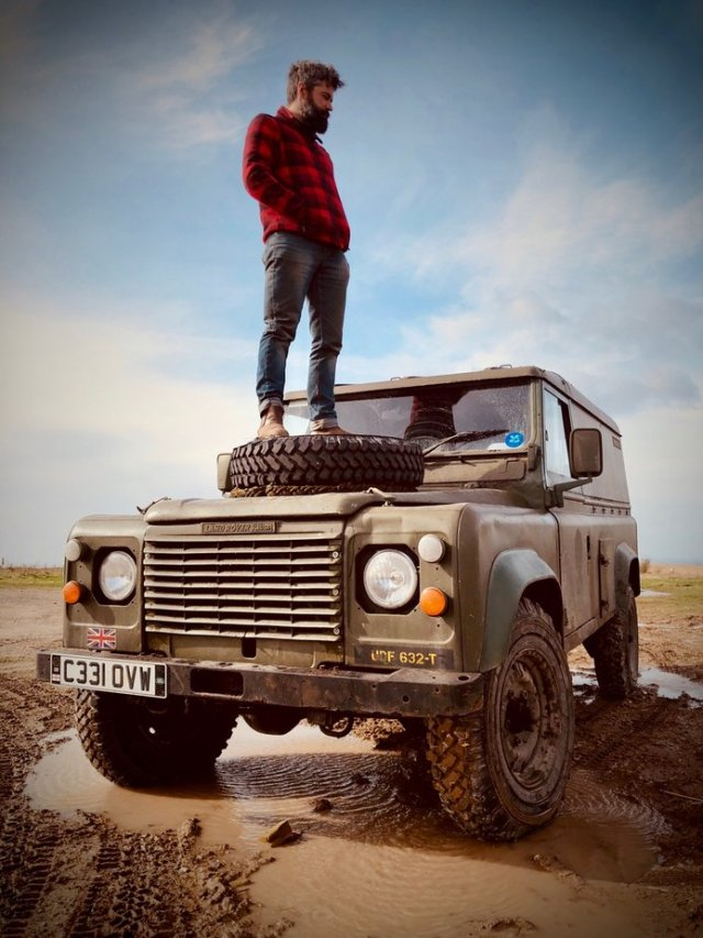 Greenlaning by arttochoke - My Best New Shot Photo Contest