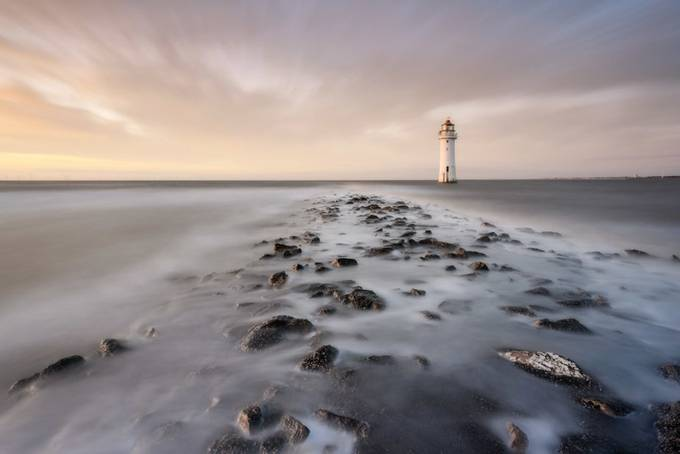New Brighton Lighthouse by jamesaphoto - My Best New Shot Photo Contest