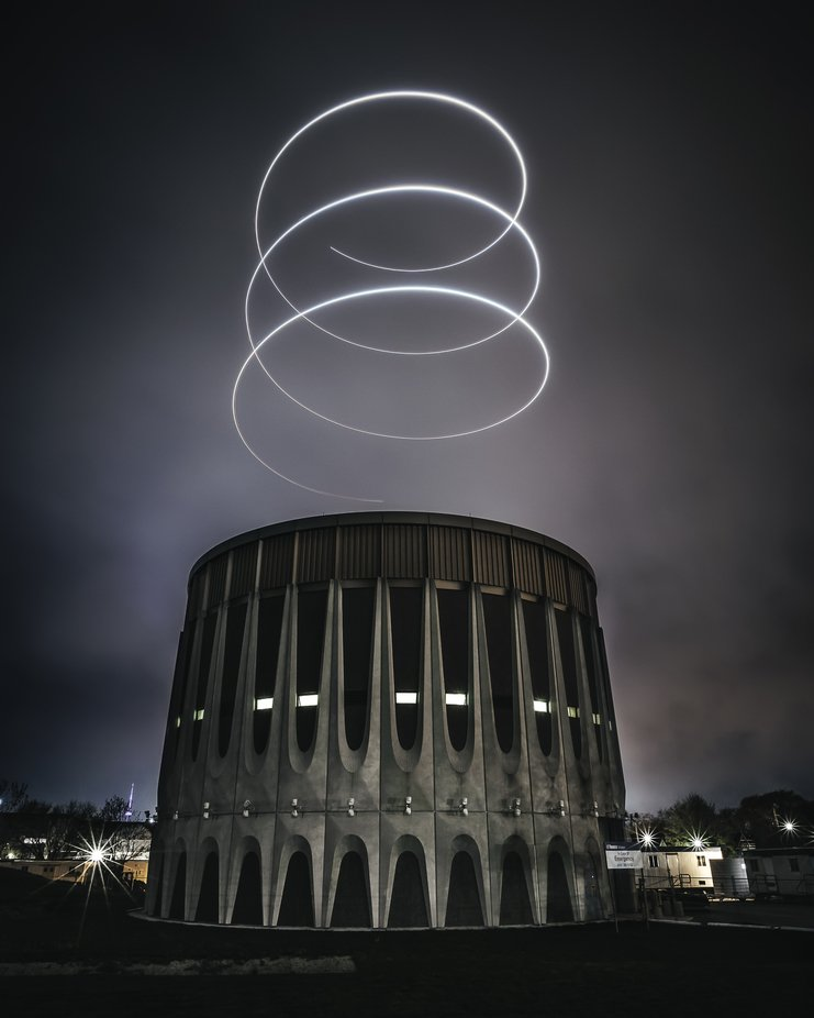 Spiral by GaryCummins - My Best New Shot Photo Contest