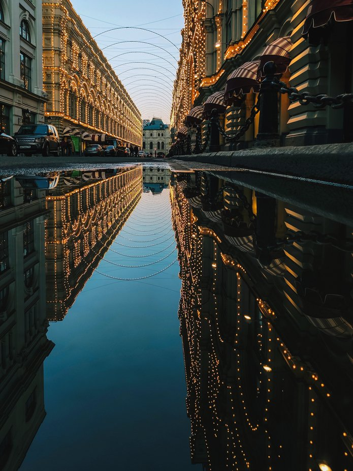 Moscow by klepikovadaria - My Best New Shot Photo Contest