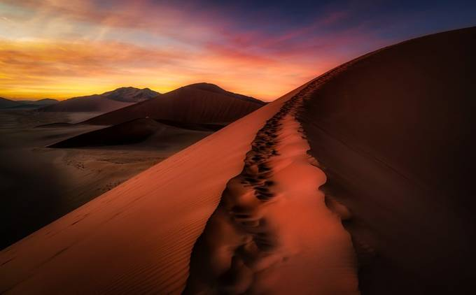 The way to the top of the Desert by LorisPhotography - ViewBug Homepage Photo Contest