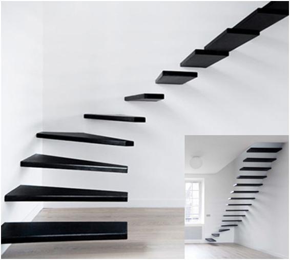 10 μοναδικές εσωτερικές σκάλες