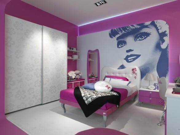 Τα δωμάτια της Barbie