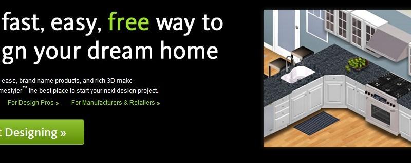 Σχεδιάστε το σπίτι σας On line