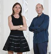 Clémence και Didier Krzentowski