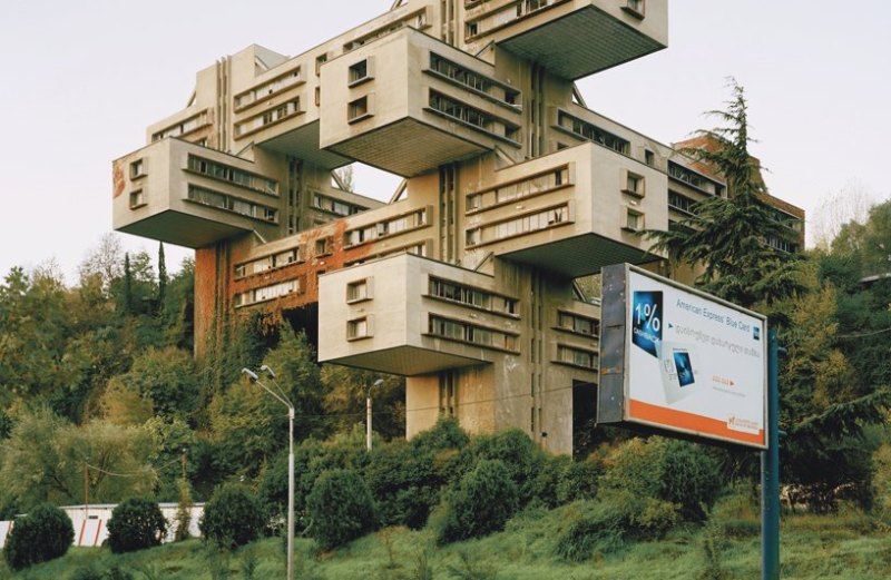Η αρχιτεκτονική της Ανατολικής Ευρώπης